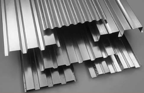 Corrugated Metal Structural Amp Roll Formed Uprights